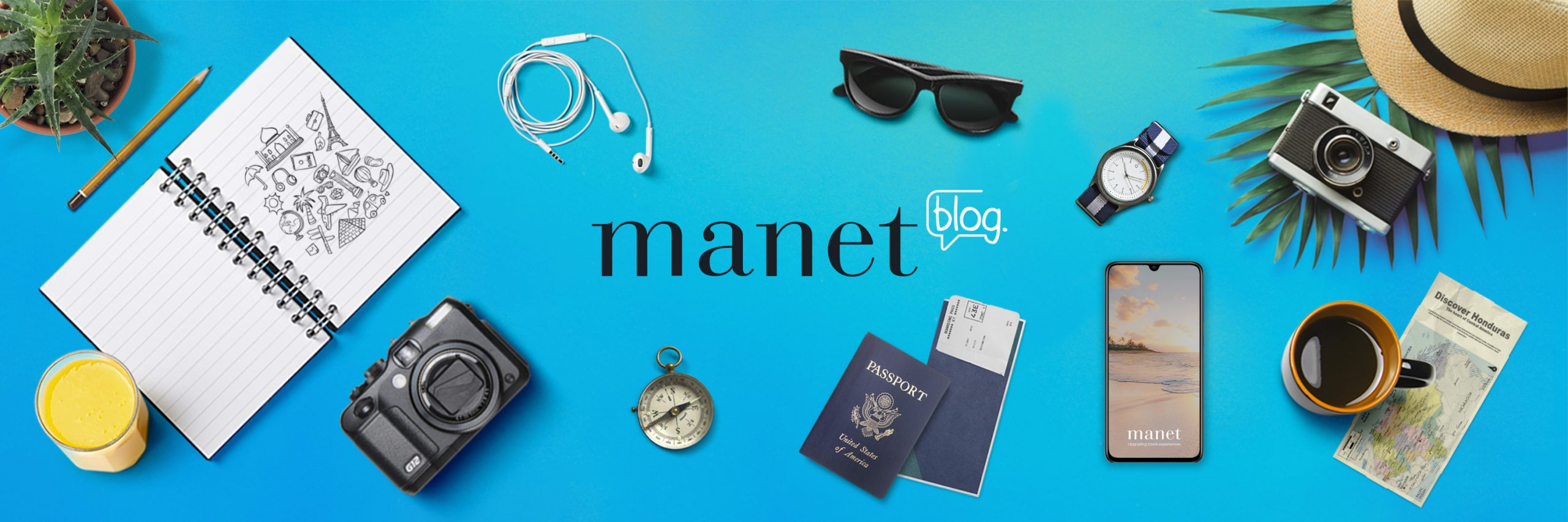 Manet - Travel & Hospitality Blog