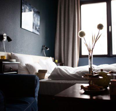Leisure hotel room