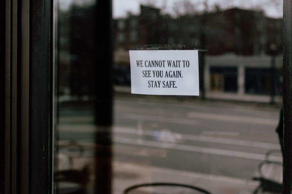 hotel closed for covid 19 crisis