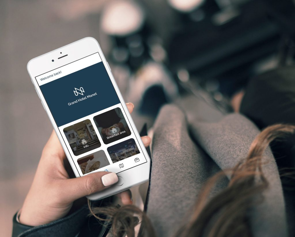 Manet Hotel App