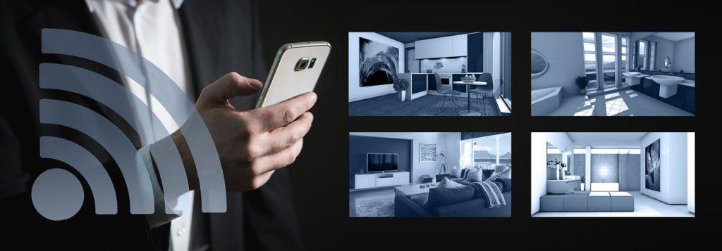 hotel smart room