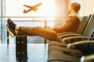 traveling with smartphone services